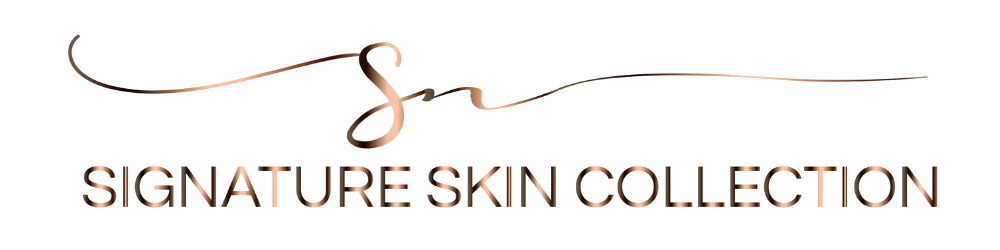 Signature Skin Collection Transparent Logo